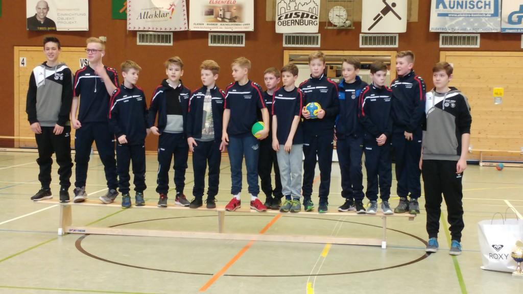 D-Jugend Pokalturnier 26.3.2017 in Obernburg