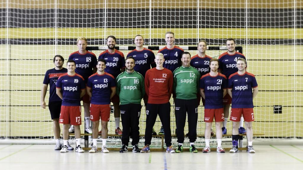 Handballteam2017